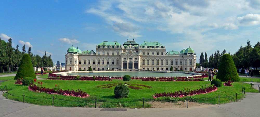 Viena en Abril