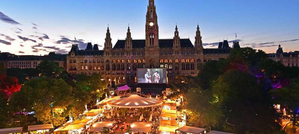 Viajar a Viena en Agosto