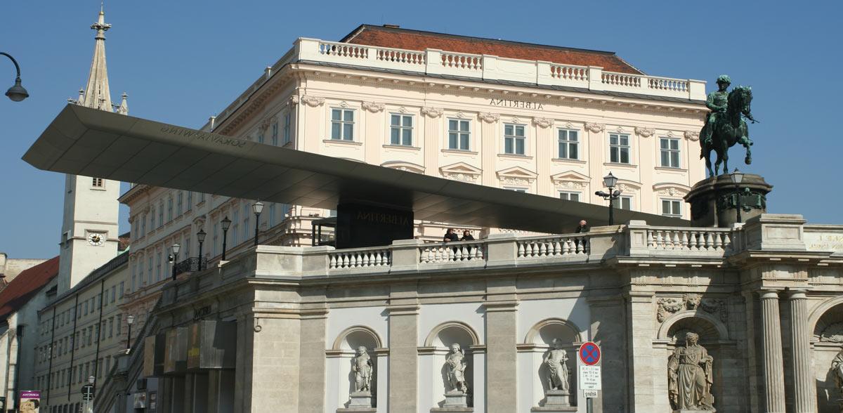 museo albertina viena