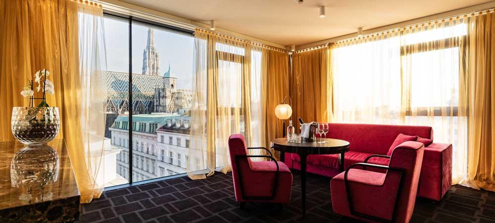 Alojamientos baratos en Viena, Austria
