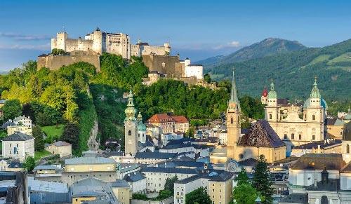 Hoteles en el Centro histórico de Salzburgo