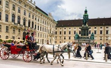 Dónde dormir en Viena