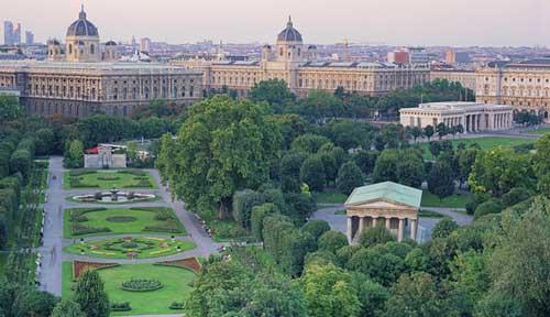 Donde Alojarse en Viena Centro