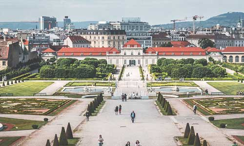 Alojarse en Viena en zona de Landstrasse