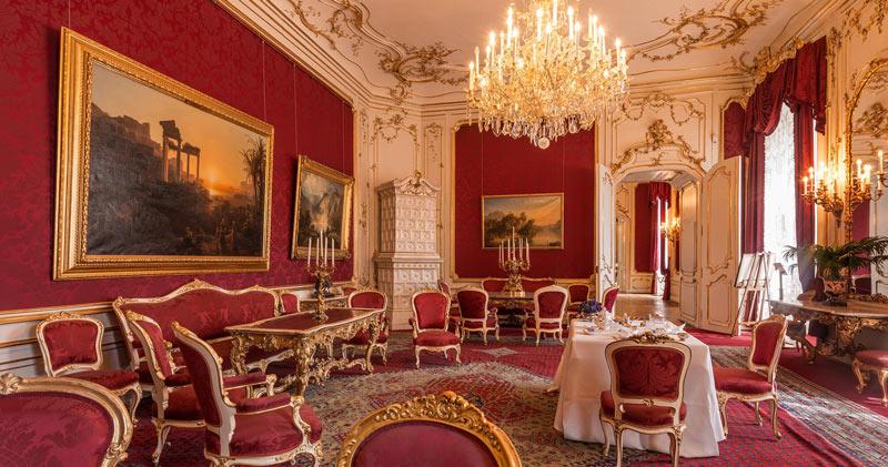 Apartamentos imperiales del Palacio Hofburg