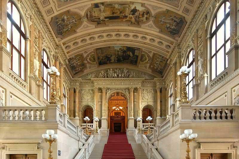 Interior Burgtheater