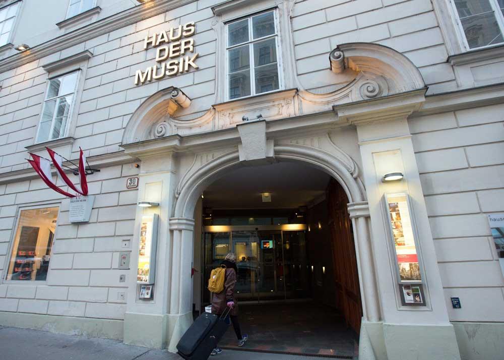 Casa de la Música de Viena