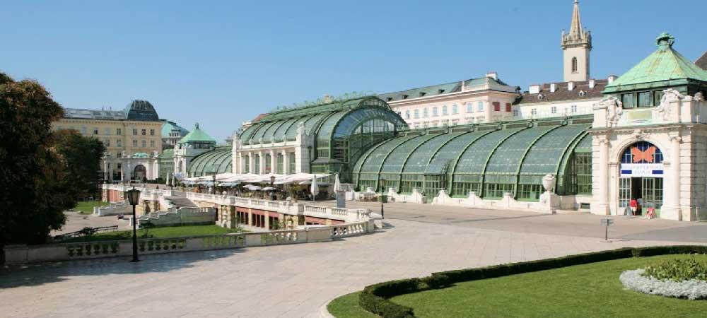 Casa de las Mariposas en Viena