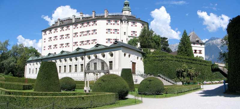 Castillo de Ambras en Innsbruck