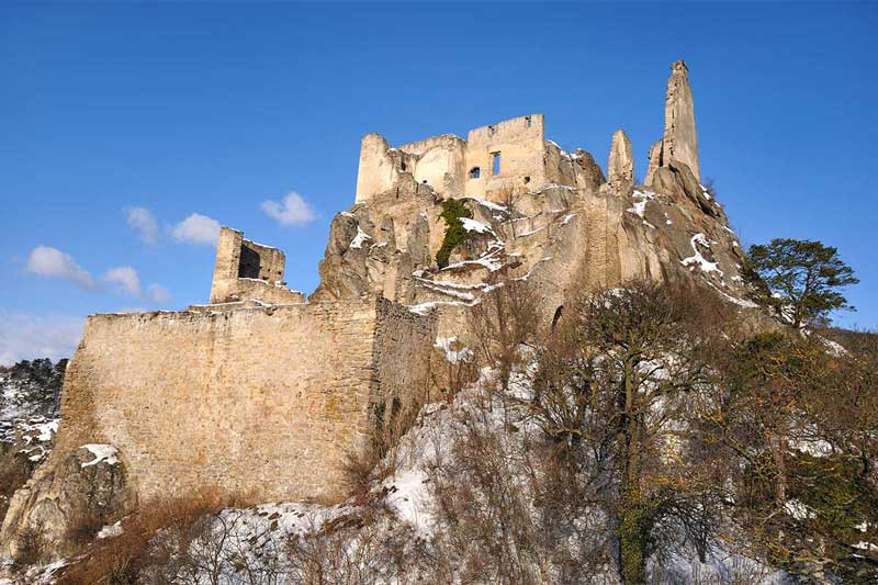 Castillo de Dürnstein