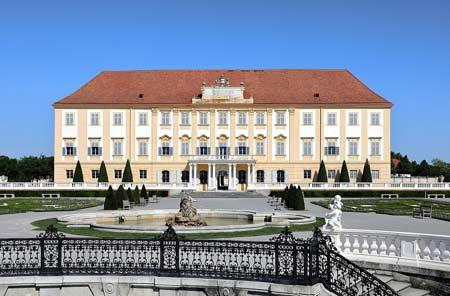 castillo Schloss Hof