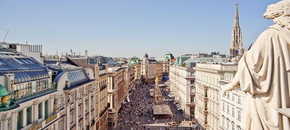 El Centro Histórico de Viena