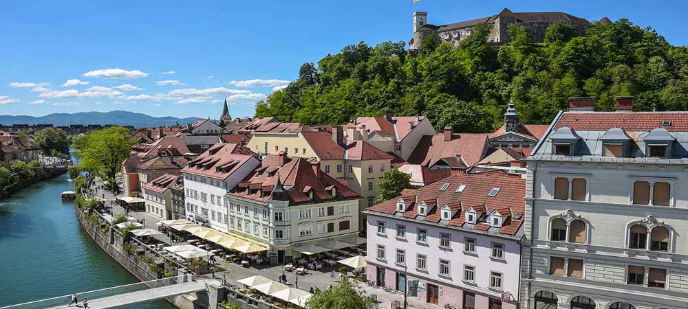 Donde alojarse en Graz