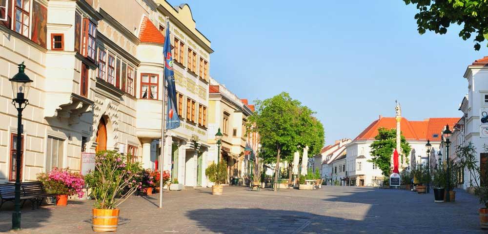 La pequeña Eisenstadt