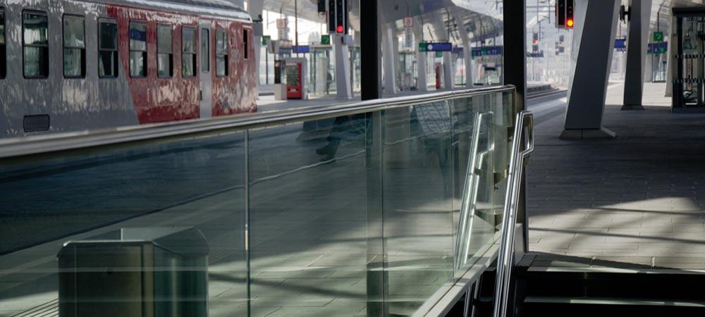 Estación Central de Viena (Viena Hbf)