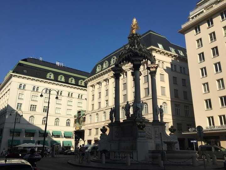 Hoher Markt Viena