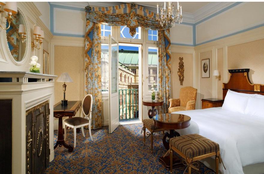 Hoteles y Apartamentos en Viena