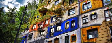 Hundertwasserhaus de Viena