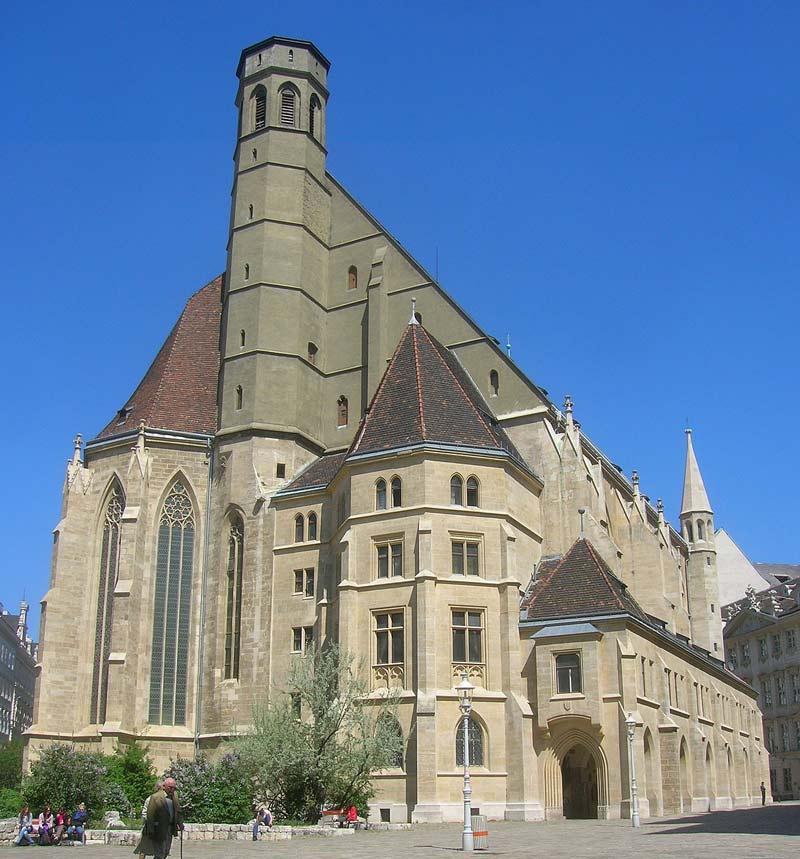 Iglesia del Minorites