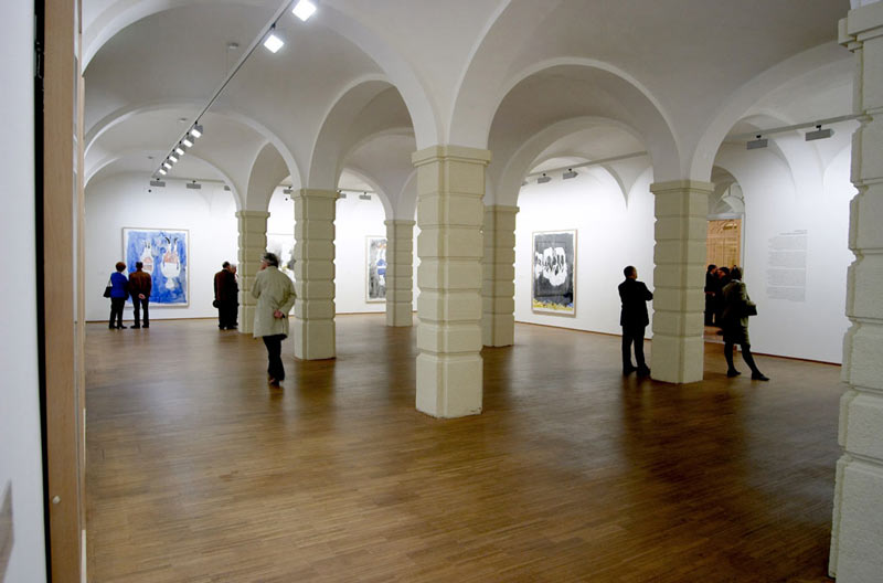 Interior Museo Albertina