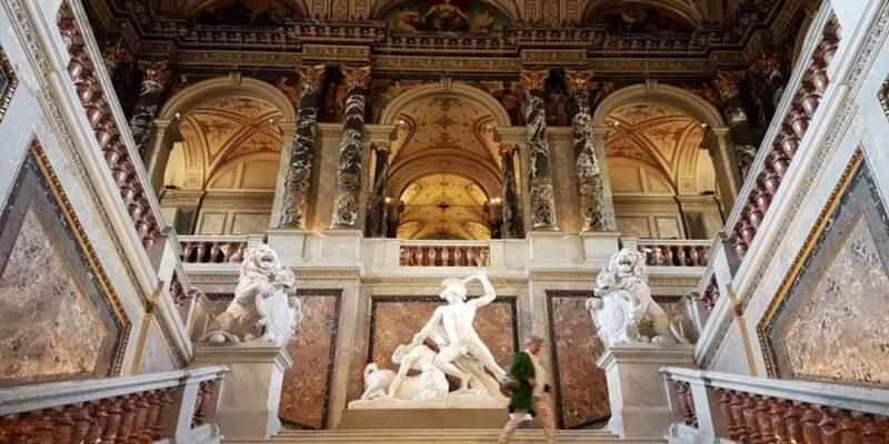 Interior Museo de la Historia del Arte