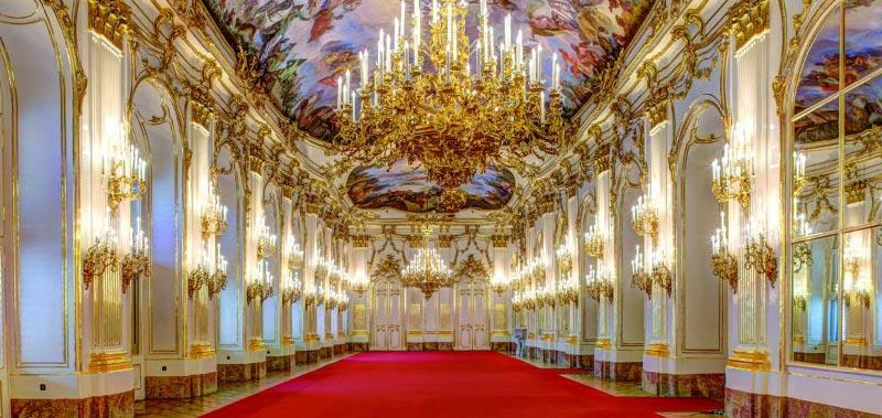 Cómo visitar el interior del Palacio de Schönbrunn