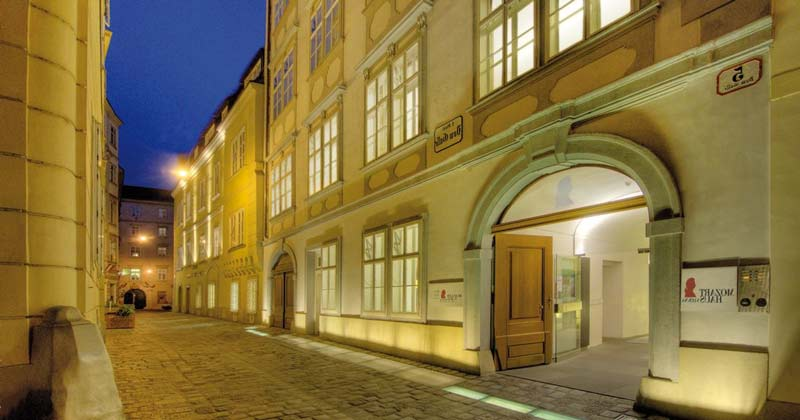 Casa de Mozart (Mozarthaus)