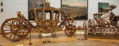 museo carruajes imperiales viena