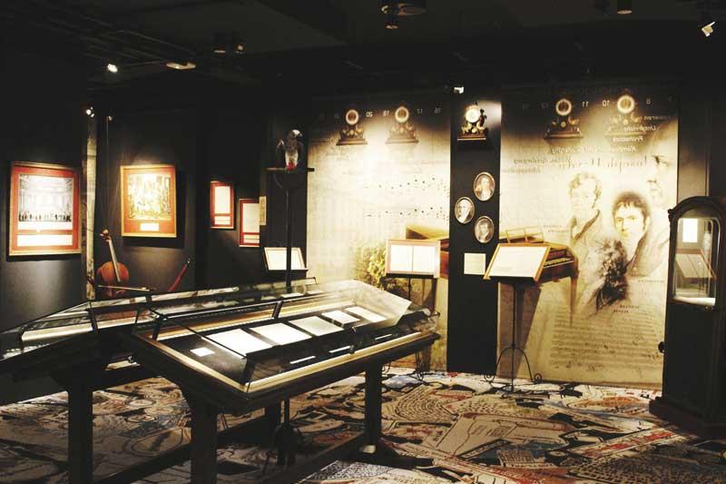 Museo de la Orquesta Filarmónica de Viena