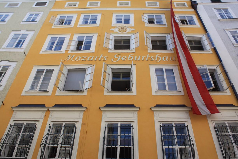 museo casa natal mozart