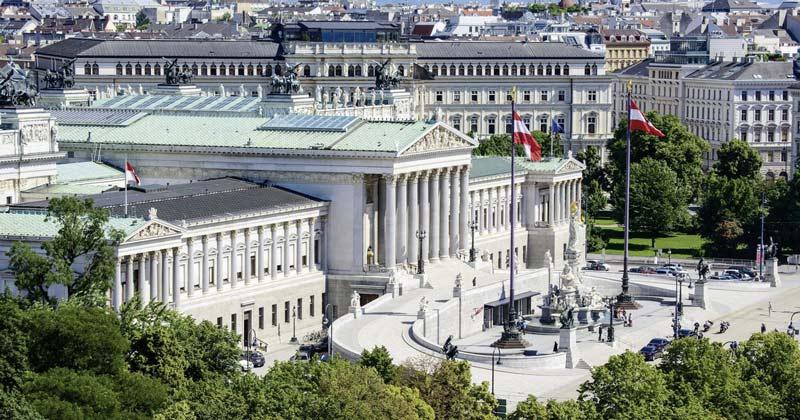 Parlamento di Vienna