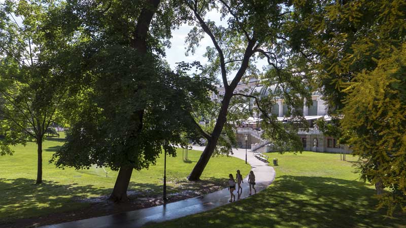 Parque Burggarten
