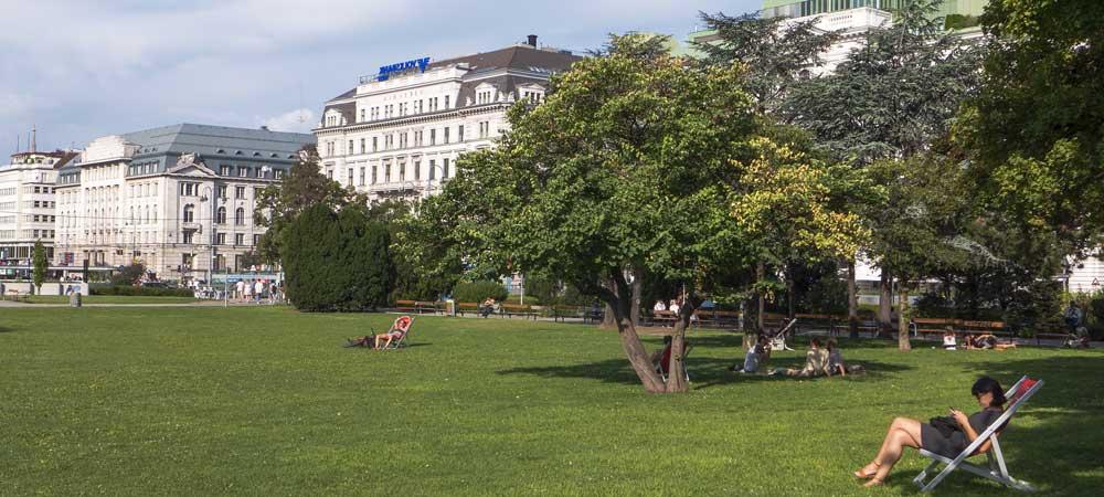 Parque Sigmund Freud