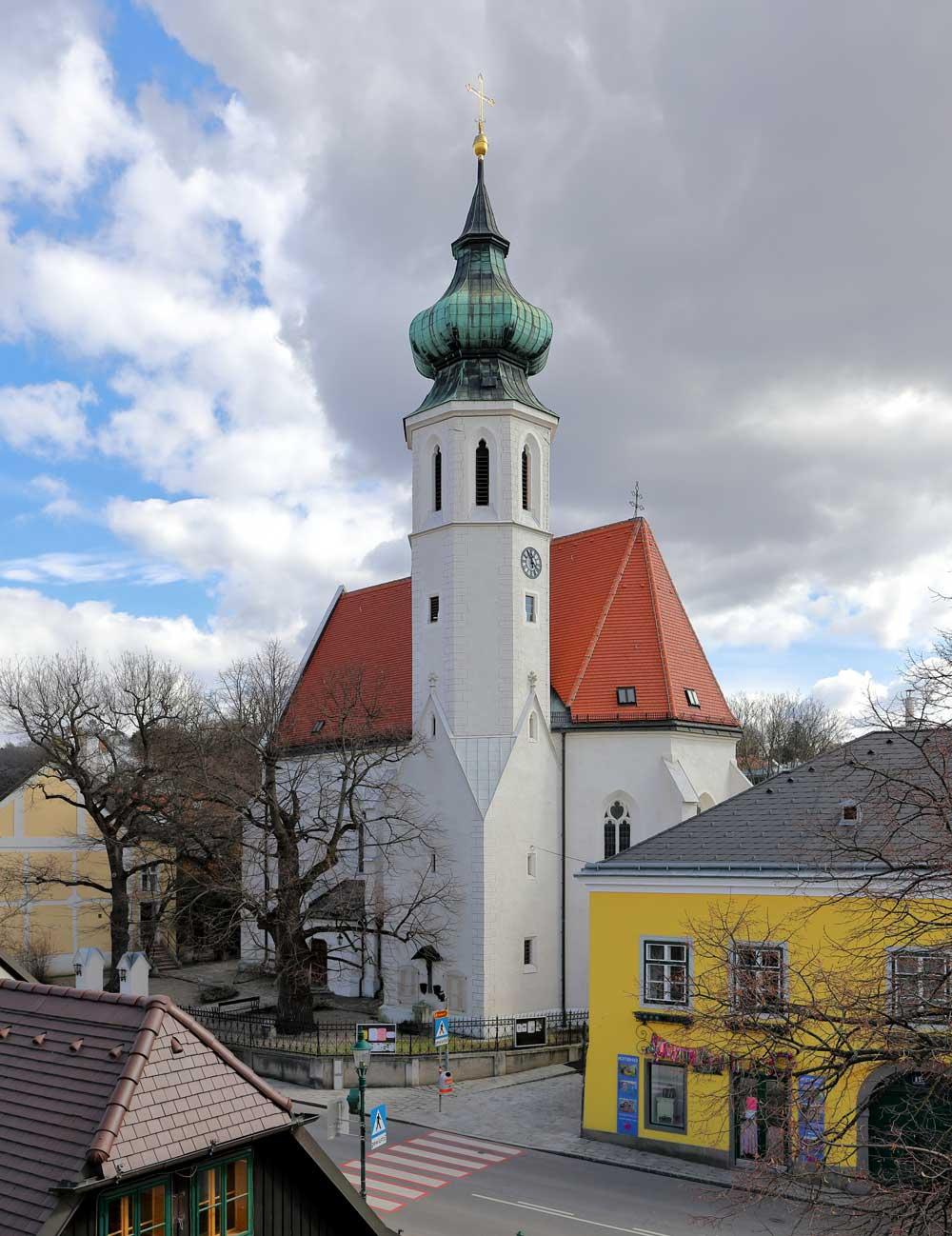 Pfarrkirche Grinzing