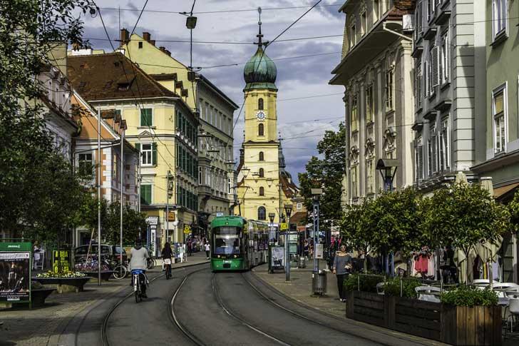 Que ver en Graz