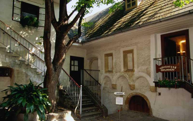 La última residencia del músico clásico Beethoven
