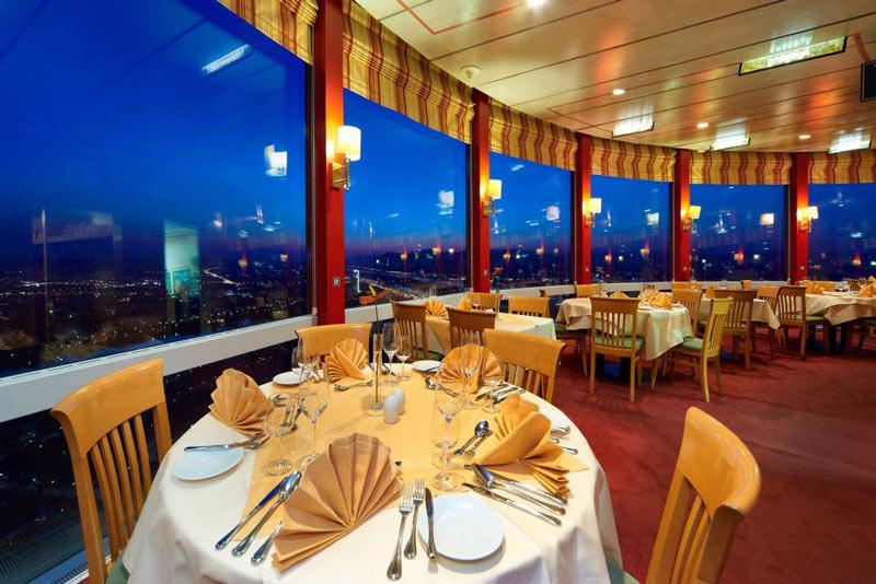 Restaurante de la Torre de Danubio