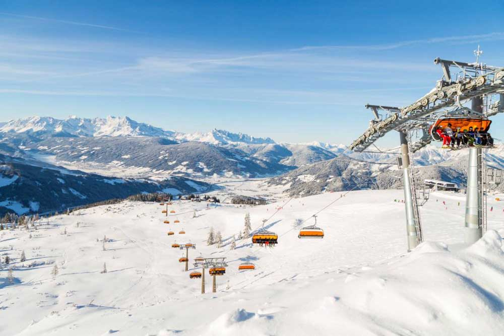 Salzburg-Sportwelt Ski Amadé