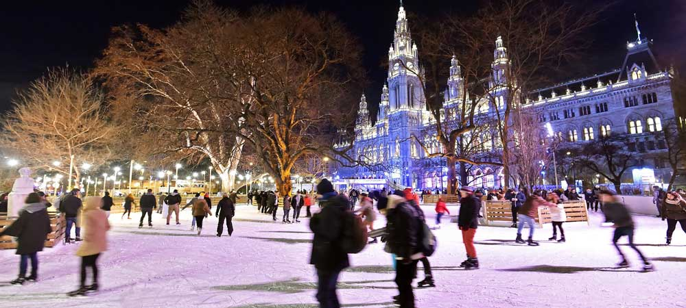 Viena en Invierno