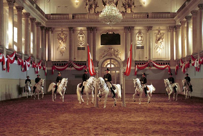 viena escuela española de equitacion