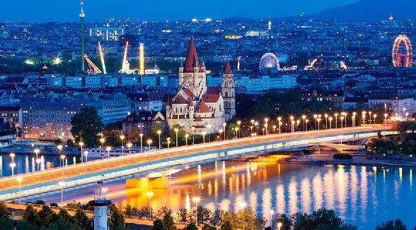 Guía de turismo en Viena una capital con un encanto especial.