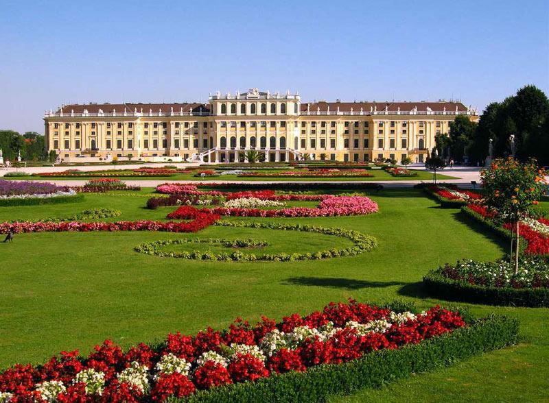 ¿Como visitar el Palacio Schönbrunn?